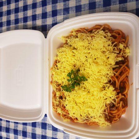 7 spagetti milánói