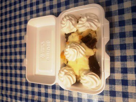 8 dedó desszert