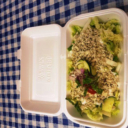 9 rogfortos saláta